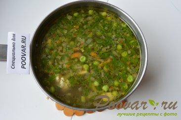 Суп с рисовой лапшой и мясом Шаг 10 (картинка)