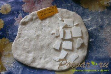 Закрытая пицца Кальцоне Шаг 10 (картинка)