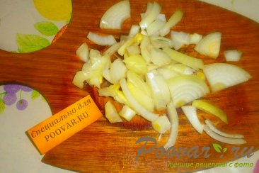 Куриные сердечки с картофелем Шаг 3 (картинка)