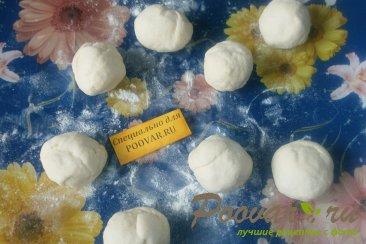 Пирожки со смородиной на кефире Шаг 5 (картинка)