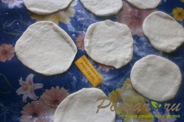 Пирожки со смородиной на кефире Шаг 6 (картинка)