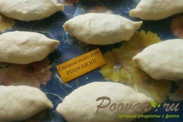 Пирожки со смородиной на кефире Шаг 9 (картинка)
