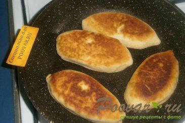 Пирожки со смородиной на кефире Шаг 11 (картинка)