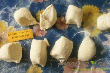 Пирожки со смородиной на кефире Шаг 4 (картинка)