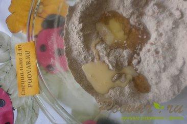 Шоколадное печенье с арахисом Шаг 3 (картинка)