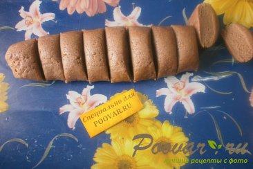 Шоколадное печенье с арахисом Шаг 6 (картинка)