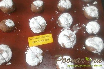 Шоколадное печенье с арахисом Шаг 10 (картинка)