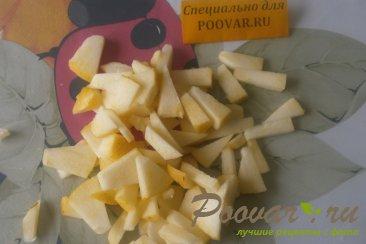 Салат из капусты и фруктов Шаг 4 (картинка)