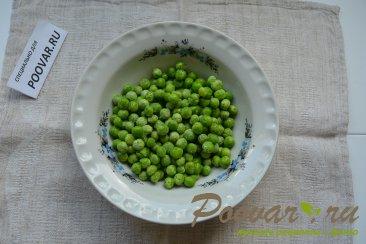 Запеканка из картофеля, фарша и зеленого горошка Шаг 4 (картинка)