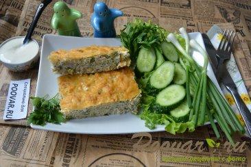 Запеканка из картофеля, фарша и зеленого горошка Шаг 12 (картинка)