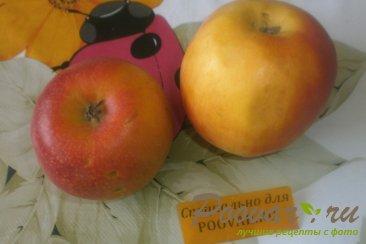 Яблоки запечённые, фаршированные клубникой Шаг 1 (картинка)