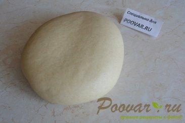 Ругувачки Болгарские с творогом и грибами (чебуреки) Шаг 4 (картинка)