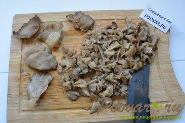 Ругувачки Болгарские с творогом и грибами (чебуреки) Шаг 5 (картинка)