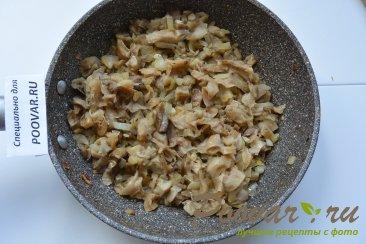 Ругувачки Болгарские с творогом и грибами (чебуреки) Шаг 6 (картинка)