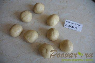 Ругувачки Болгарские с творогом и грибами (чебуреки) Шаг 10 (картинка)