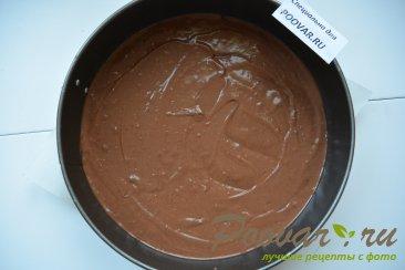 Шоколадный торт с мягким сливочным кремом Шаг 9 (картинка)