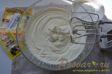 Шоколадный торт с мягким сливочным кремом Шаг 13 (картинка)