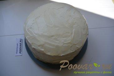 Шоколадный торт с мягким сливочным кремом Шаг 18 (картинка)