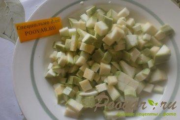 Рагу из капусты с кабачками Шаг 2 (картинка)