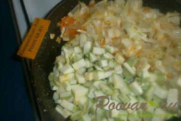 Рагу из капусты с кабачками Шаг 6 (картинка)