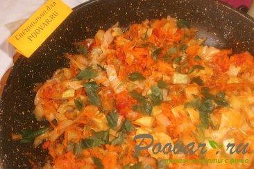 Рагу из капусты с кабачками Шаг 9 (картинка)