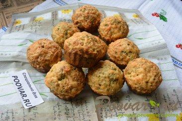 Кексы из кабачков Шаг 11 (картинка)