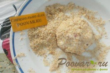 Сырники с клубникой в духовке Шаг 3 (картинка)