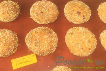 Сырники с клубникой в духовке Шаг 5 (картинка)