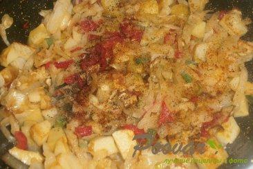 Рагу из картофеля и капусты Шаг 7 (картинка)