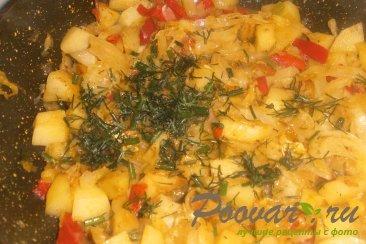 Рагу из картофеля и капусты Шаг 8 (картинка)