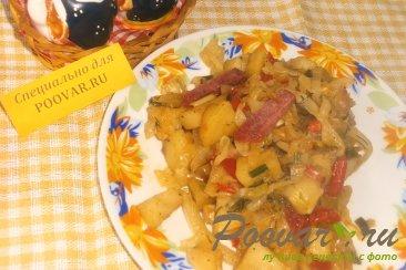 Рагу из картофеля и капусты Шаг 9 (картинка)