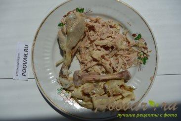 Горячие бутерброды в духовке Шаг 3 (картинка)