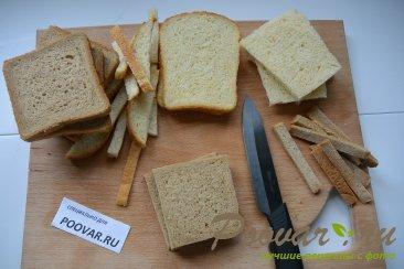 Горячие бутерброды в духовке Шаг 6 (картинка)