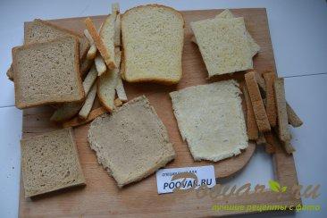 Горячие бутерброды в духовке Шаг 7 (картинка)