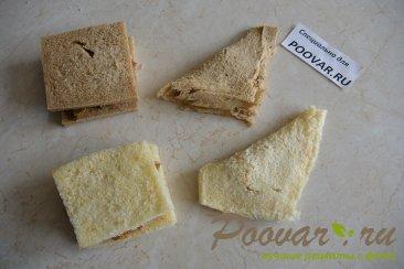 Горячие бутерброды в духовке Шаг 9 (картинка)