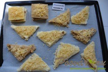 Горячие бутерброды в духовке Шаг 11 (картинка)