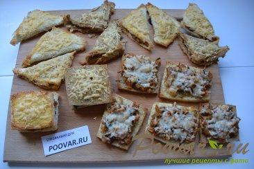 Горячие бутерброды в духовке Шаг 14 (картинка)