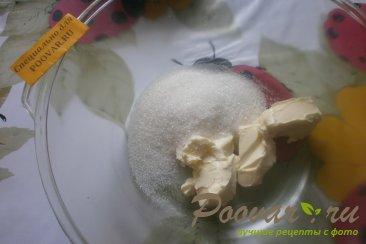 Ореховое печенье с гречкой Шаг 1 (картинка)