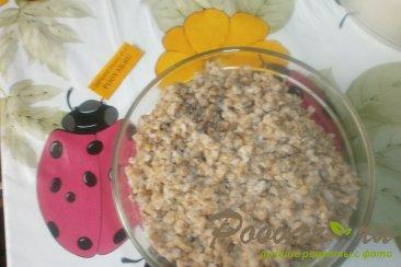 Ореховое печенье с гречкой Шаг 3 (картинка)