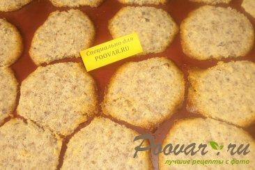 Ореховое печенье с гречкой Шаг 9 (картинка)