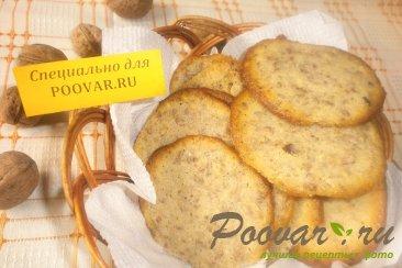 Ореховое печенье с гречкой Изображение