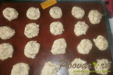 Ореховое печенье с гречкой Шаг 8 (картинка)