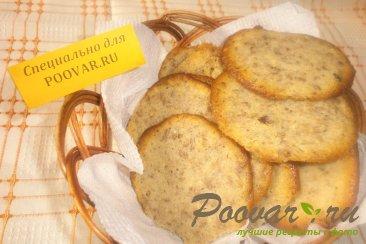 Ореховое печенье с гречкой Шаг 10 (картинка)