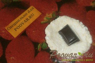 Сырники с шоколадом Шаг 5 (картинка)