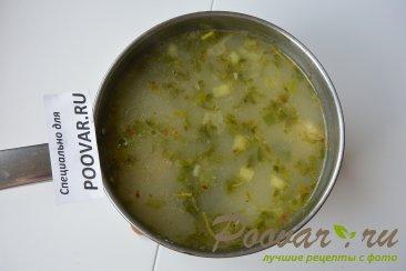 Суп с мясом и пшеном Шаг 8 (картинка)