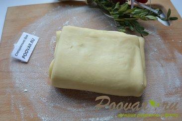 Пирожки из слоеного теста в духовке Шаг 1 (картинка)