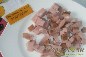 Рисовая каша с колбасой Шаг 3 (картинка)