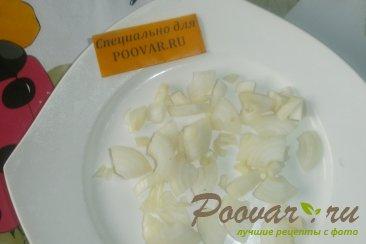 Рисовая каша с колбасой Шаг 2 (картинка)