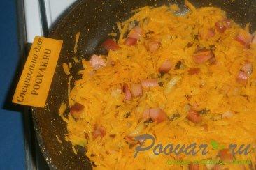 Рисовая каша с колбасой Шаг 8 (картинка)