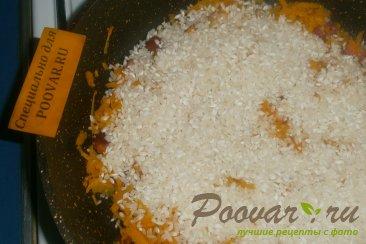 Рисовая каша с колбасой Шаг 9 (картинка)